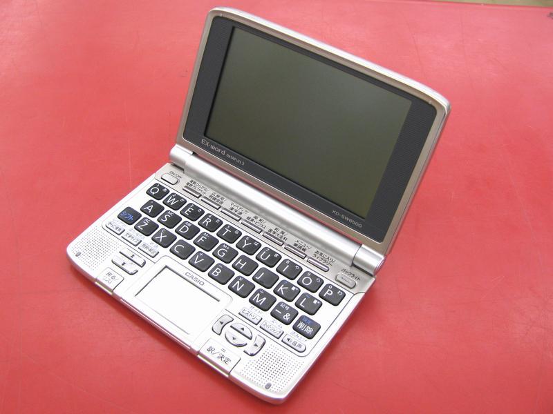 Canon 電子辞書 XD-SW6500  ハードオフ三河安城店