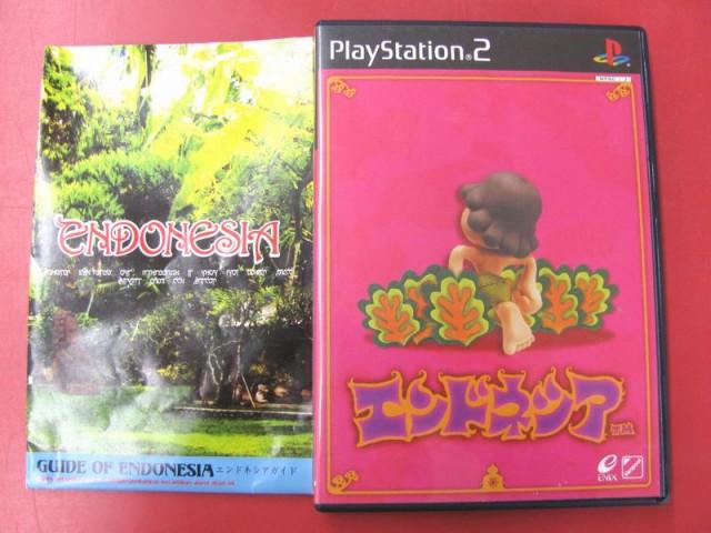 PS2ゲームソフト『エンドネシア』| ハードオフ三河安城店