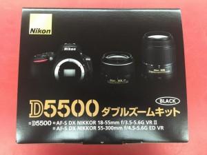 Nikon D5500 ダブルズームキット| ハードオフ豊田上郷店