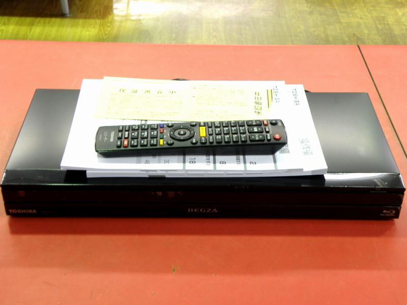 東芝 HDD/BDレコーダー REGZA DBR-Z310  ハードオフ安城店