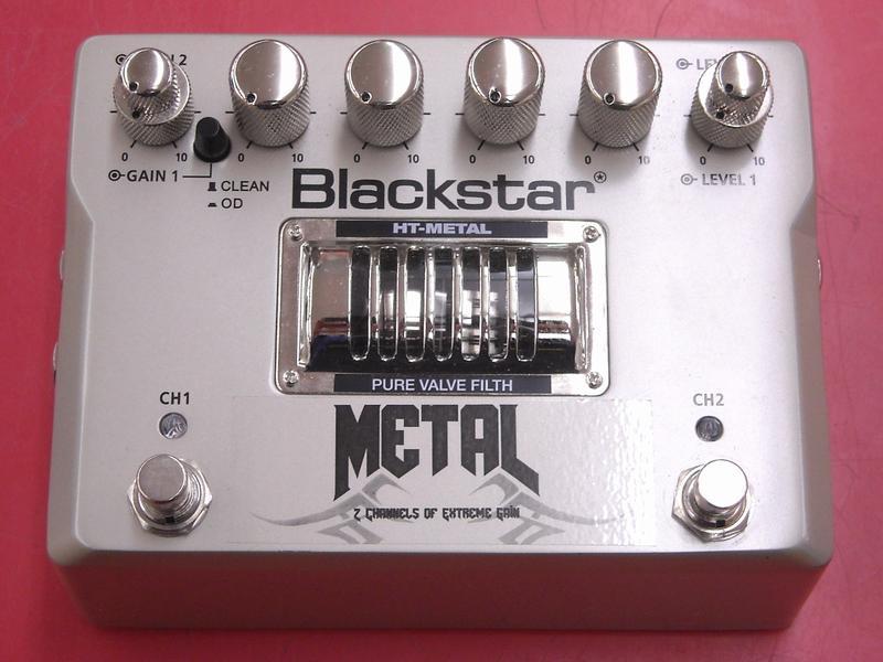 BLACKSTAR エフェクター HT-METAL| ハードオフ西尾店