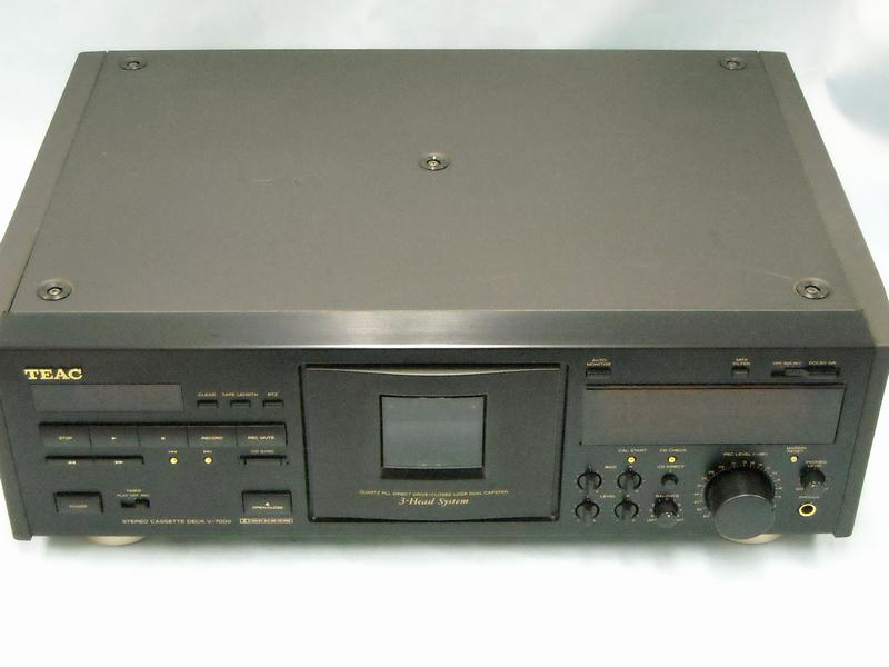 TEAC カセットデッキ V-7000  ハードオフ西尾店