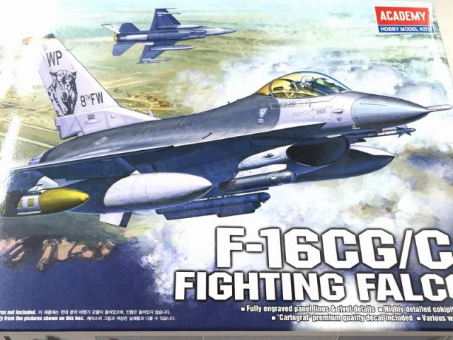 ACADEMY FIGHTING FALCON F-16CG/CJ| オフハウス豊田上郷店