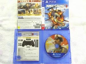 PS4 ジャストコーズ3| ハードオフ安城店