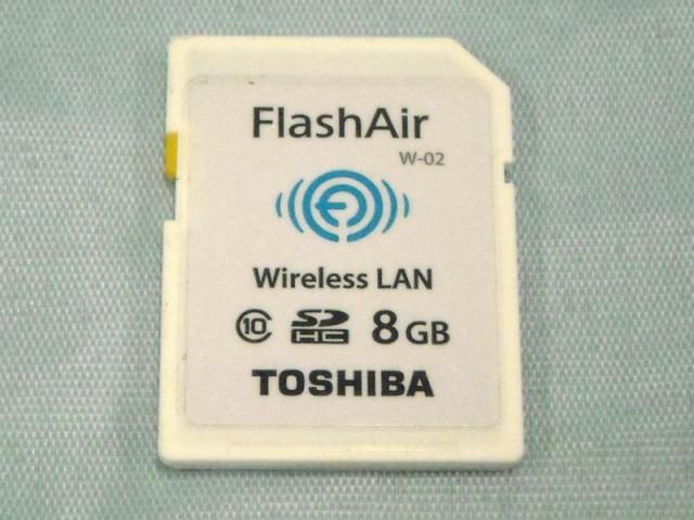 東芝 FlashAir W-02| ハードオフ西尾店