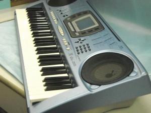 CASIO 電子キーボード LK-160PC| ハードオフ西尾店