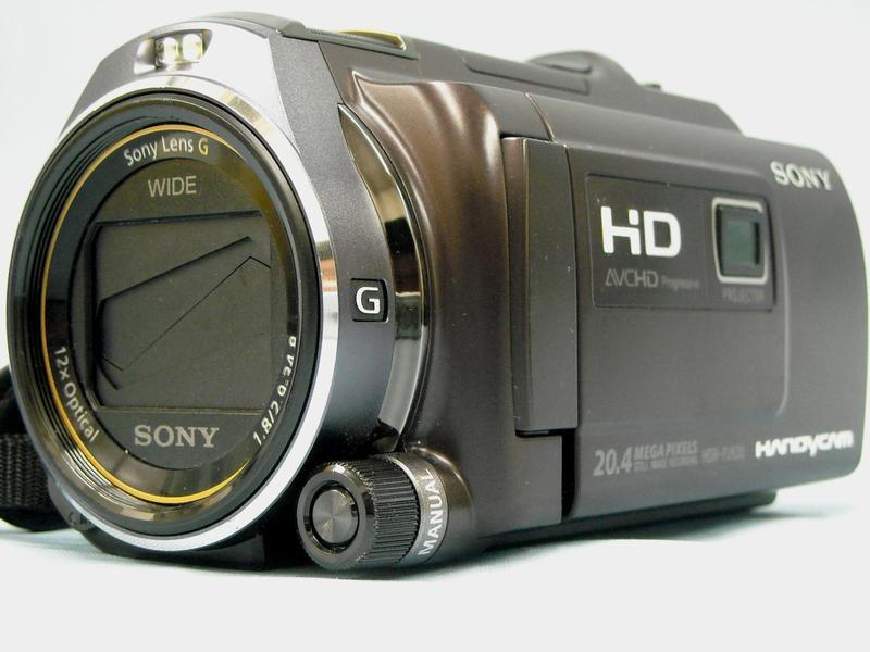 SONY ビデオカメラ HDR-PJ630V| ハードオフ西尾店