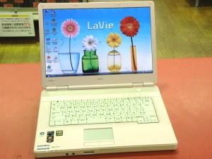 NEC ノートパソコン LaVie L PC-LL370SJ1EP| ハードオフ安城店