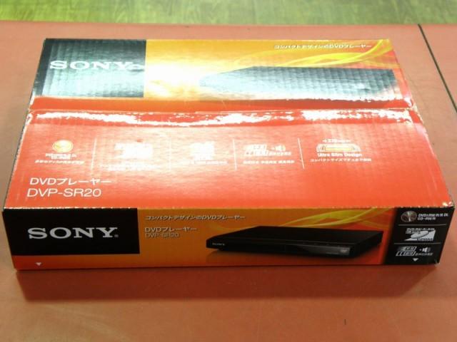 SONY DVDプレーヤー DVP-SR20| ハードオフ安城店
