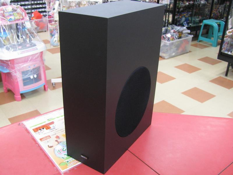 DENON ウーファー DSW-S500  ハードオフ三河安城店