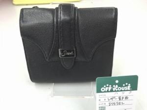 DIESEL レザー財布| オフハウス西尾店
