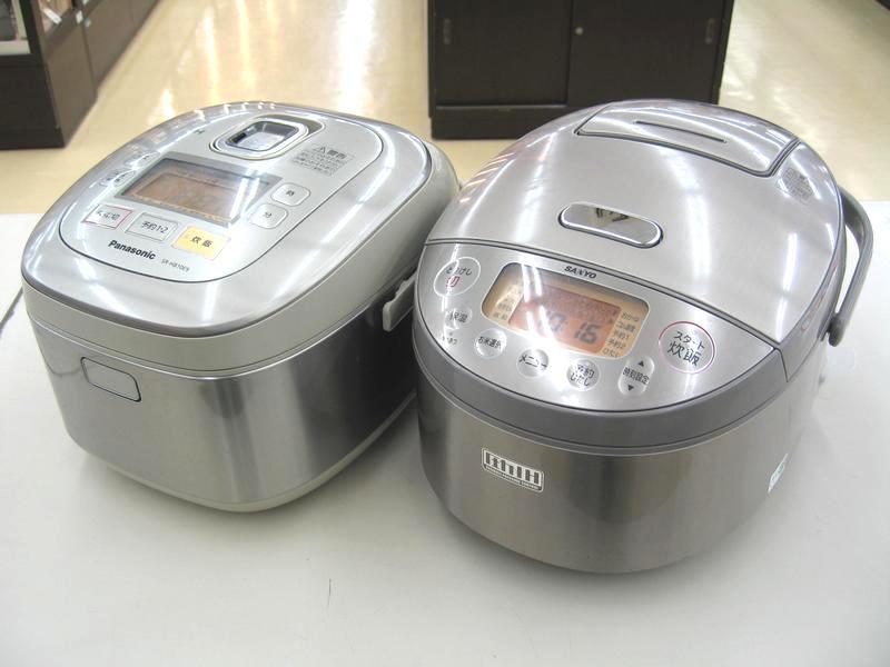 炊飯器買取強化中!| オフハウス三河安城店