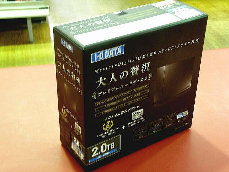 I・O DATA 外付けHDD HDCL-UT2.0HQ  ハードオフ安城店