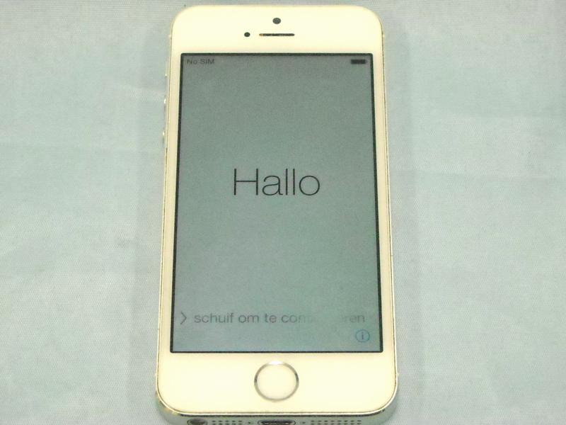 SoftBank/Apple iPhone5S(16GB) ME333J/A| ハードオフ西尾店