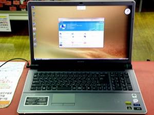 SONY ノートパソコン VAIO VGN-AW50DB/H| ハードオフ安城店