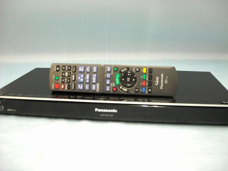 Panasonic BDレコーダー DMR-BWT520| ハードオフ西尾店