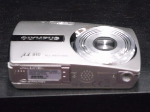 OLYMPUS デジタルカメラ μ810| ハードオフ西尾店