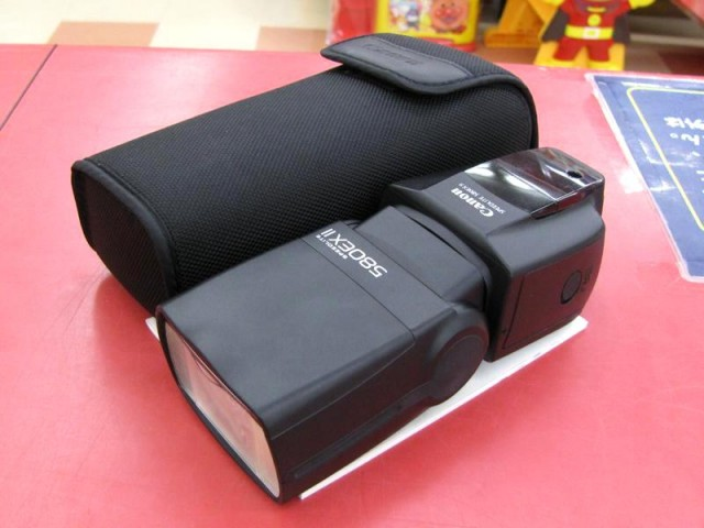 Canon ストロボ SPEEDLITE580EX II| ハードオフ三河安城店
