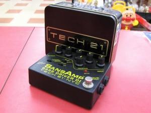 TECH21 SANSAMP BASS DRIVER DI| ハードオフ三河安城店