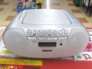 SONY CDラジオ ZS-S10CP| ハードオフ三河安城店