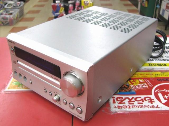ONKYO CD/FMチューナーアンプ CR-D1| ハードオフ三河安城店