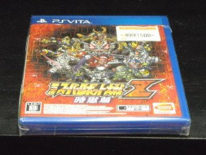 PS Vita 第3次スーパーロボット大戦Z 時獄篇| ハードオフ西尾店
