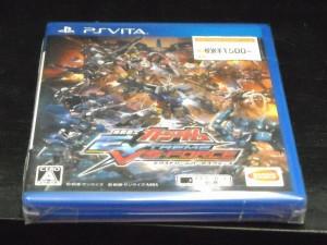 PS Vita 機動戦士ガンダム EXTREME VS-FORCE| ハードオフ西尾店