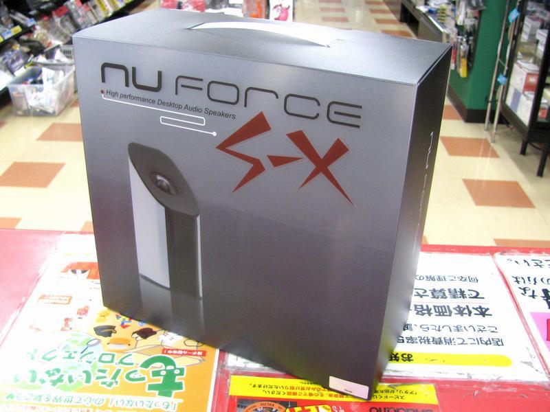 nu force ICON専用スピーカー s-x| ハードオフ三河安城店