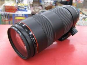 Canon ZOOM LENS EF 80-200MM 1:2.8 L| ハードオフ三河安城店