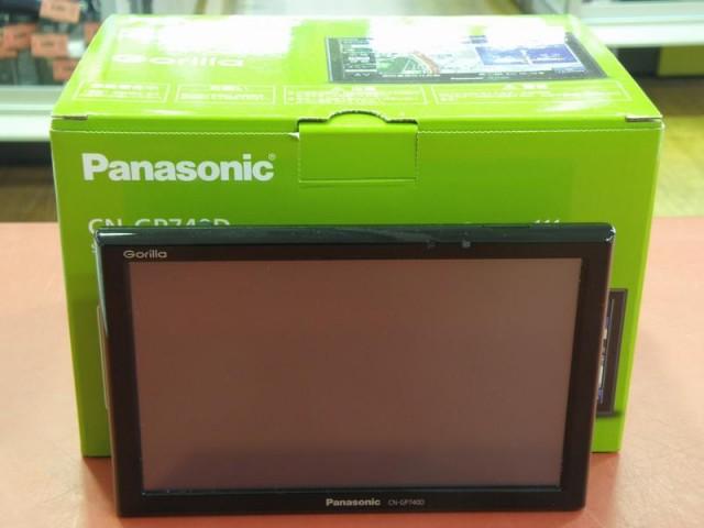 Panasonic ポータブルナビ CN-GP740D| ハードオフ安城店