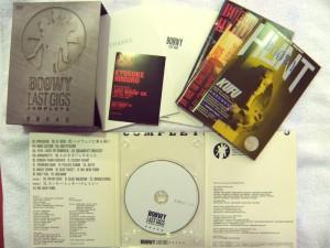 DVD BOOWY LAST GIGS COMPLETE| ハードオフ安城店