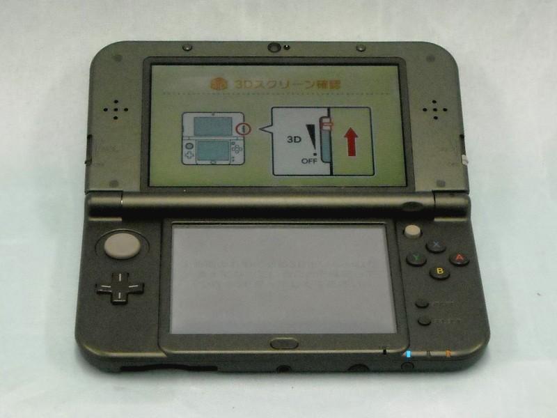 任天堂 new 3DS LL RED-001| ハードオフ西尾店