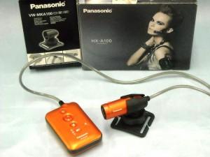Panasonic ウェアラブルカメラ HX-A100| ハードオフ西尾店