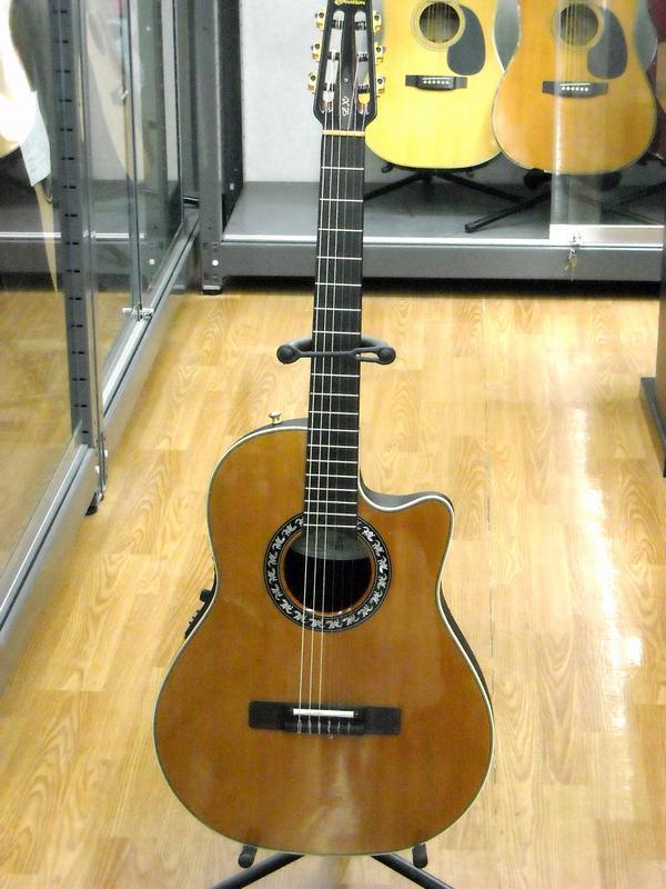 Ovation エレガットギター 1773LX-4| ハードオフ西尾店