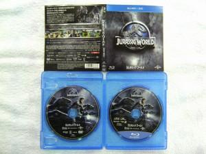 ジュラシック・ワールド BD&DVDセット| ハードオフ安城店