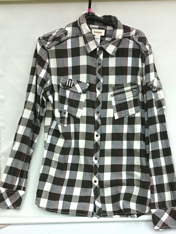 DIESEL チェックシャツ| オフハウス西尾店