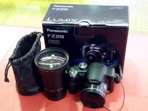 Panasonic デジタルカメラ LUMIX DMC-FZ28| ハードオフ安城店