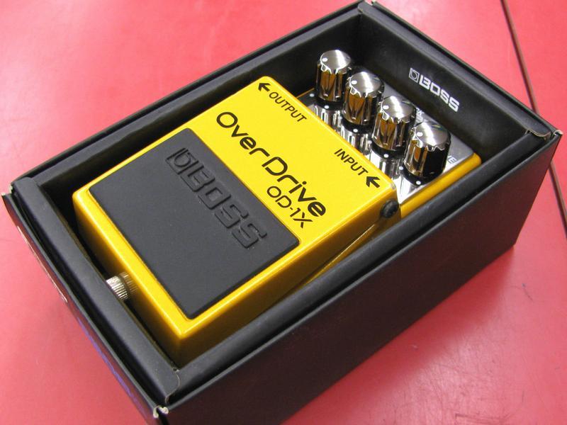BOSS オーバードライブ OD-1X| ハードオフ三河安城店