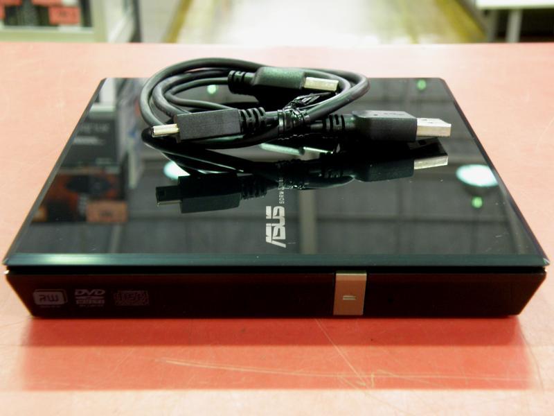 ASUS 外付けDVD-RWドライブ SDRW-08D1S-U| ハードオフ安城店