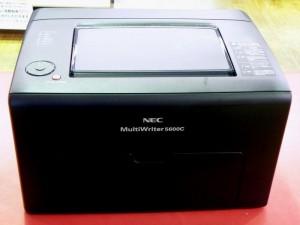 NEC カラーレーザープリンター PR-L5600C| ハードオフ安城店