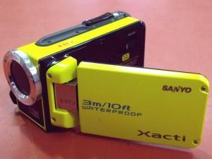 SANYO デジタルムービーカメラ DMX-WH1| ハードオフ安城店