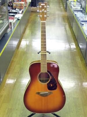YAMAHA アコースティックギター FG720S BS| ハードオフ安城店