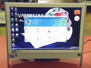 NEC 一体型パソコン VALUESTAR PC-VN550TG6W| ハードオフ安城店