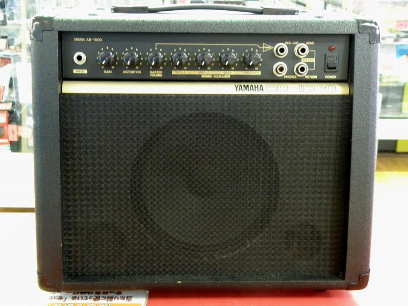 YAMAHA ギターアンプ AR-1500| ハードオフ安城店