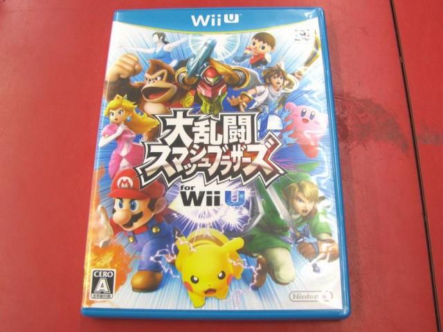 大乱闘スマッシュブラザーズ for Wii U| ハードオフ三河安城店