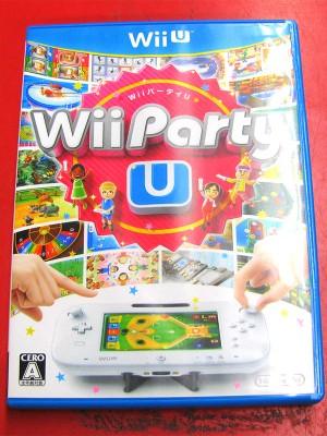 WiiUソフト Wii Party U| ハードオフ三河安城店
