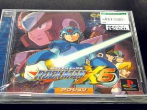 PSゲームソフト ロックマンX6| ハードオフ西尾店