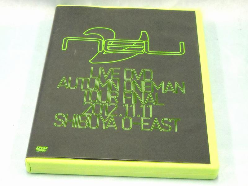 ν[NEU] AUTUMN ONEMAN TOUR 2012.11.11| ハードオフ西尾店