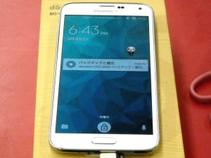docomo/SAMSUNG スマートフォン SC-04F| ハードオフ西尾店