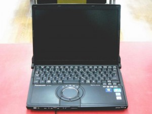Panasonic ノートパソコン CF-S10EYTDR| ハードオフ西尾店